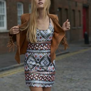 Robe ethnique - plus de 100 modèles trendy qui vous font aimer la tendance chic ethnique en 2017