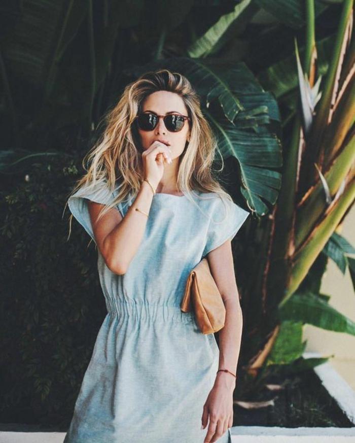 Cool idée comment s habiller robe de soirée bohème jean