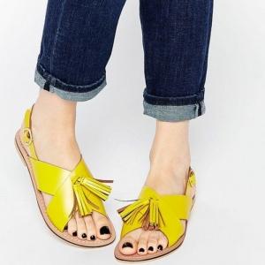 Sandale femme - quelles sont les tendances de l'été 2017?