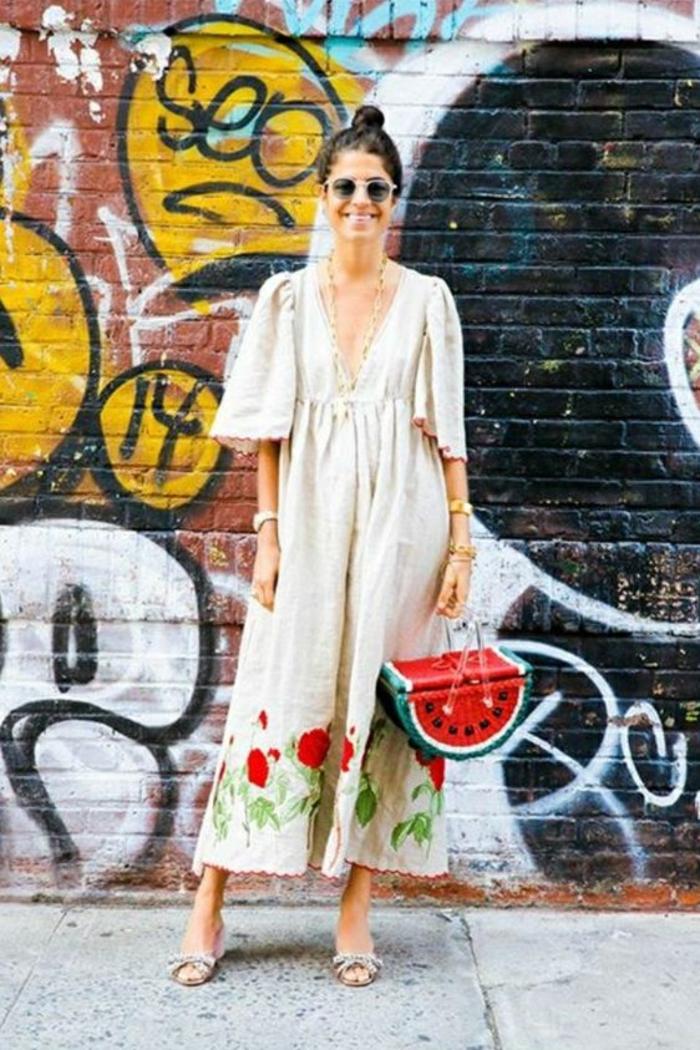 Style vestimentaire femme tenue de tous les jours