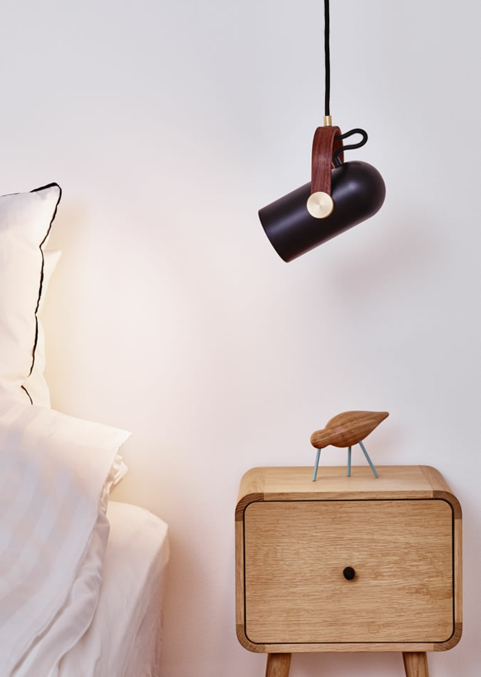 lampe chambre a coucher maison design. Black Bedroom Furniture Sets. Home Design Ideas