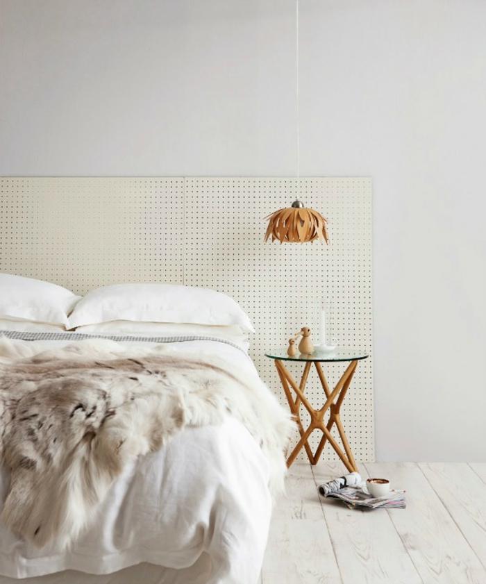 1001 Idees Pour Une Lampe De Chevet Suspendue Dans La Chambre A