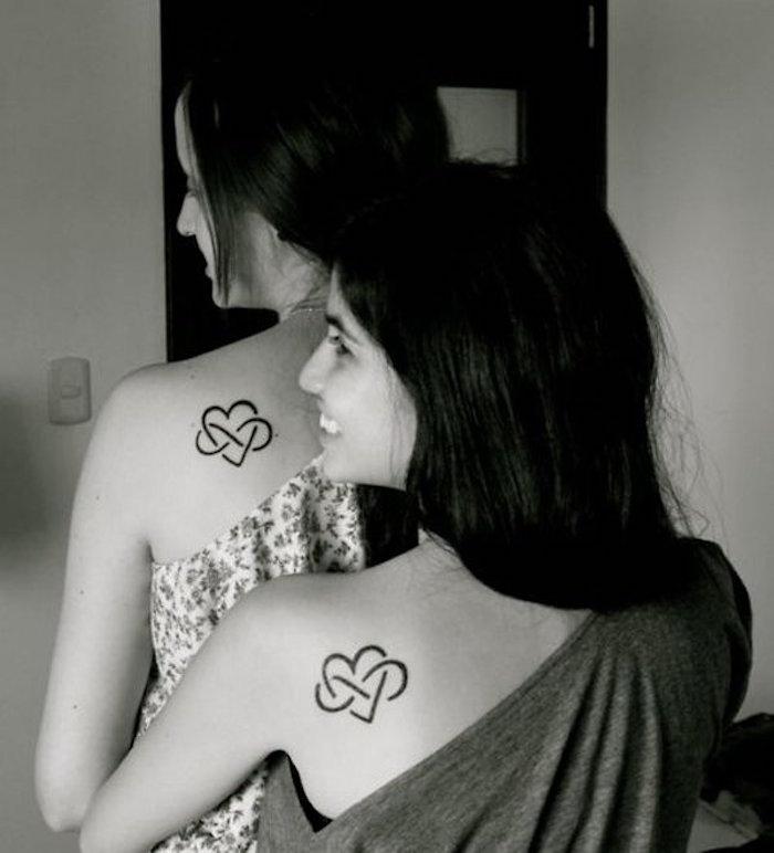 1001 Idees Tatouage Amour Eternel Jusqu A L Infini Et Au Dela