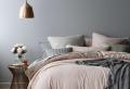 Lampe de chevet suspendue -80 idées pour un éclairage tendance dans la chambre à coucher