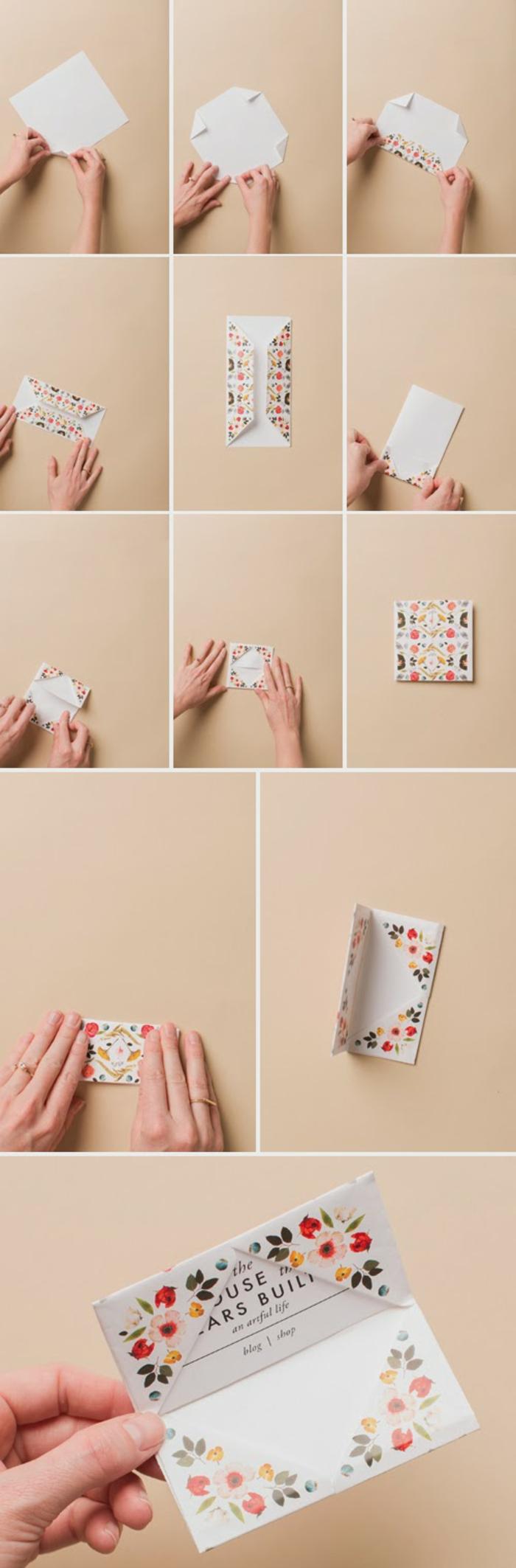 ▷ 1001 + idées originales comment faire des origami facile