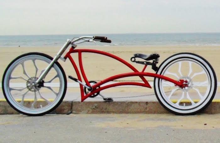 velo américain design original beach amérique