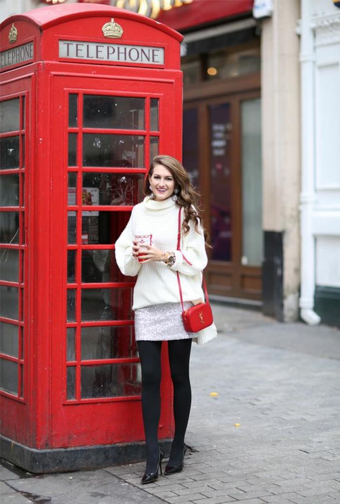 Belle tenue pour anniversaire tenue de soirée jupe mini Londres photo
