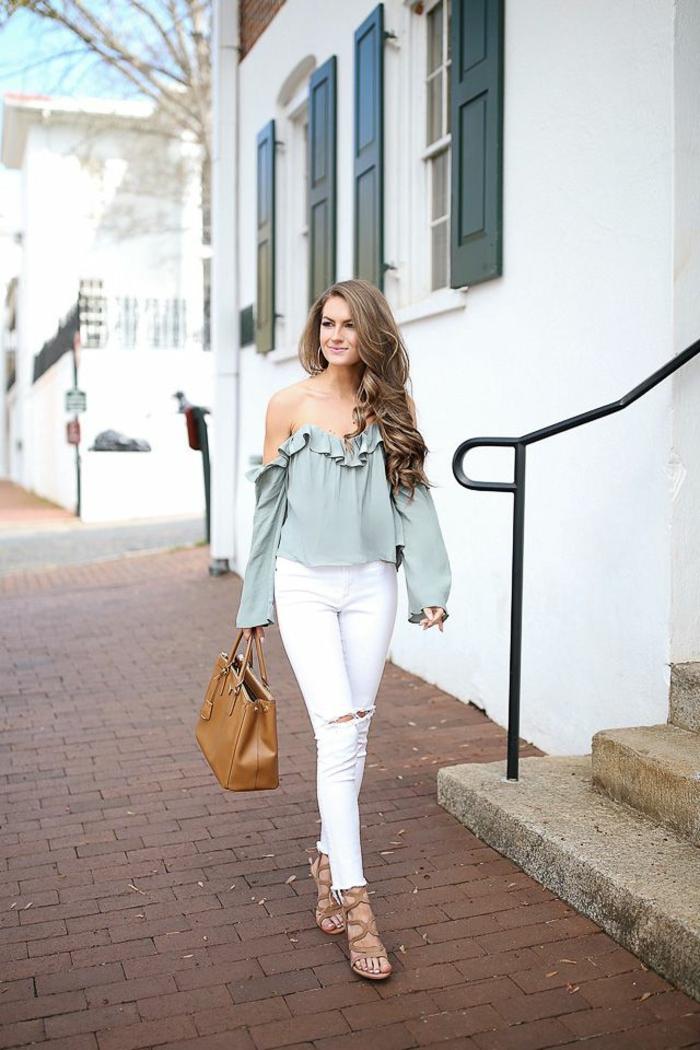 1001 id es pour une tenue avec pantalon blanc fantastique - Comment faire pour se porter partie civile ...