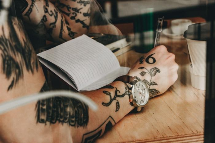 Le plus beau tatouage du monde femme quel tattoo choisir main