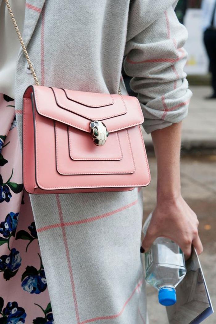 Magnifique idee sac noir femme pochettes sac chaine