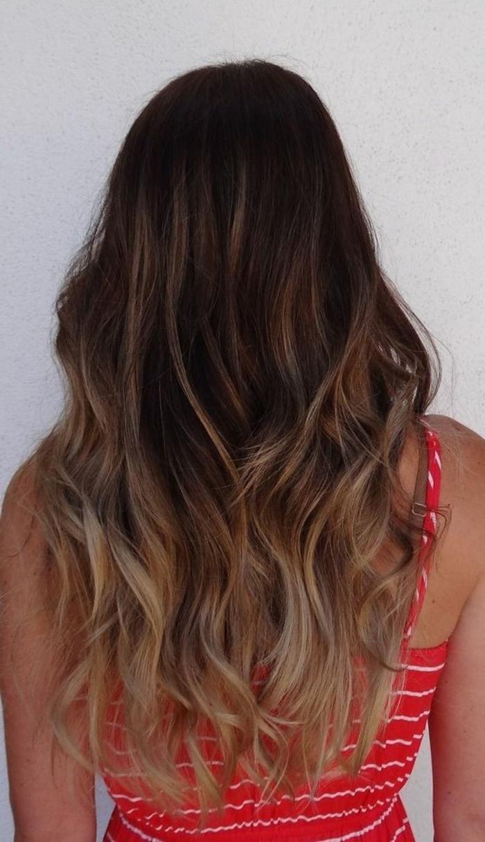 ▷ 1001 + variantes du balayage caramel pour sublimer votre coiffure