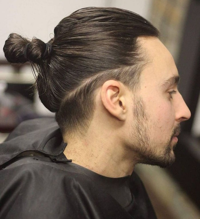 chignon-man-bun-top-knot-cheveux-long-ho