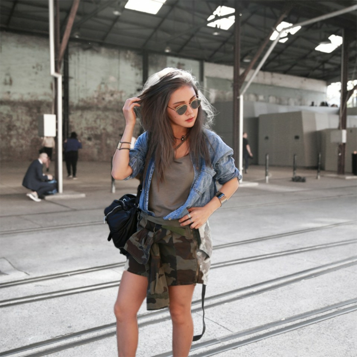 Ootd idée de tenue pour la rentrée comment s habiller a 16 ans cool idée
