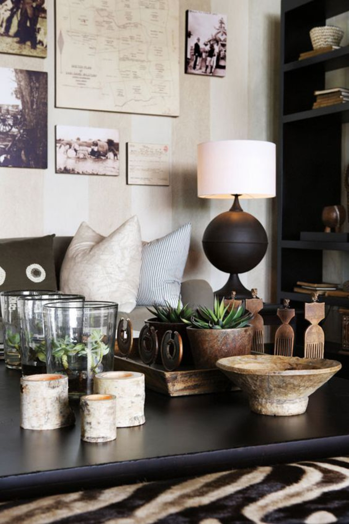 deco chic cool gorgeous yet cozy rustic chic living room dcor with deco chic tendance dco. Black Bedroom Furniture Sets. Home Design Ideas