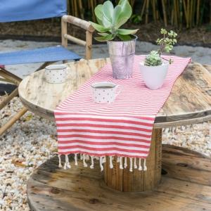 La table en touret - astuces et idées pour customiser la meilleure trouvaille récup de l'année