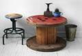 La table en touret – astuces et idées pour customiser la meilleure trouvaille récup de l'année