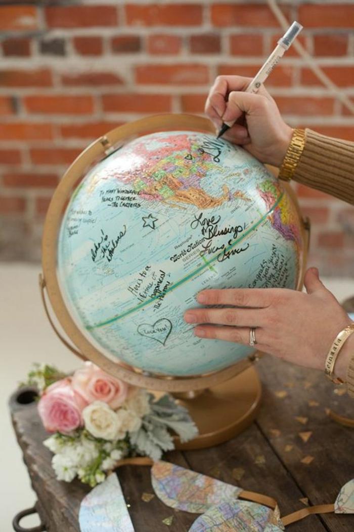Idée livre d or mariage original livre dor mariage cadre livre d or