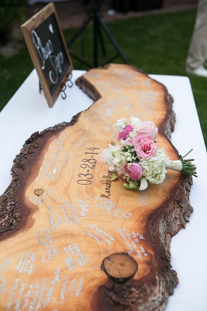 Quel livre d or mariage champetre livre d or mariage oriental bois flottant décoration mariage champetre