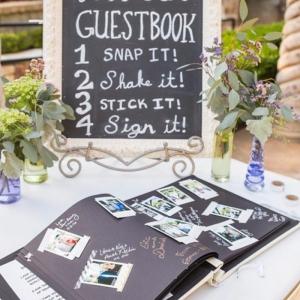 Le livre d'or mariage original - mille idées pour déchaîner votre créativité