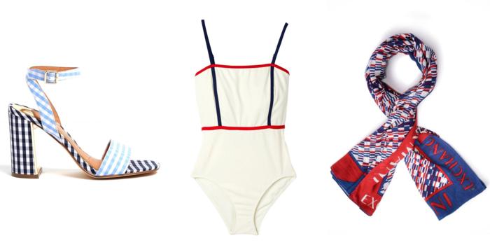 Maillot de bain une piece avec armature maillot de bain rouge une piece combiner avec sandales et fishu