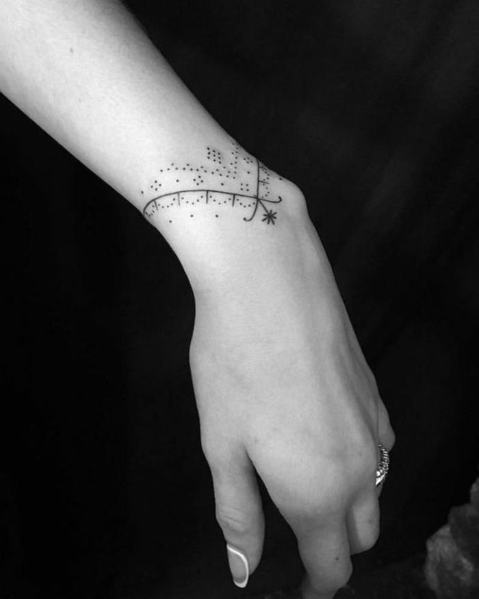 Model de tatouage pour femme tatou femme tatouage bracelet