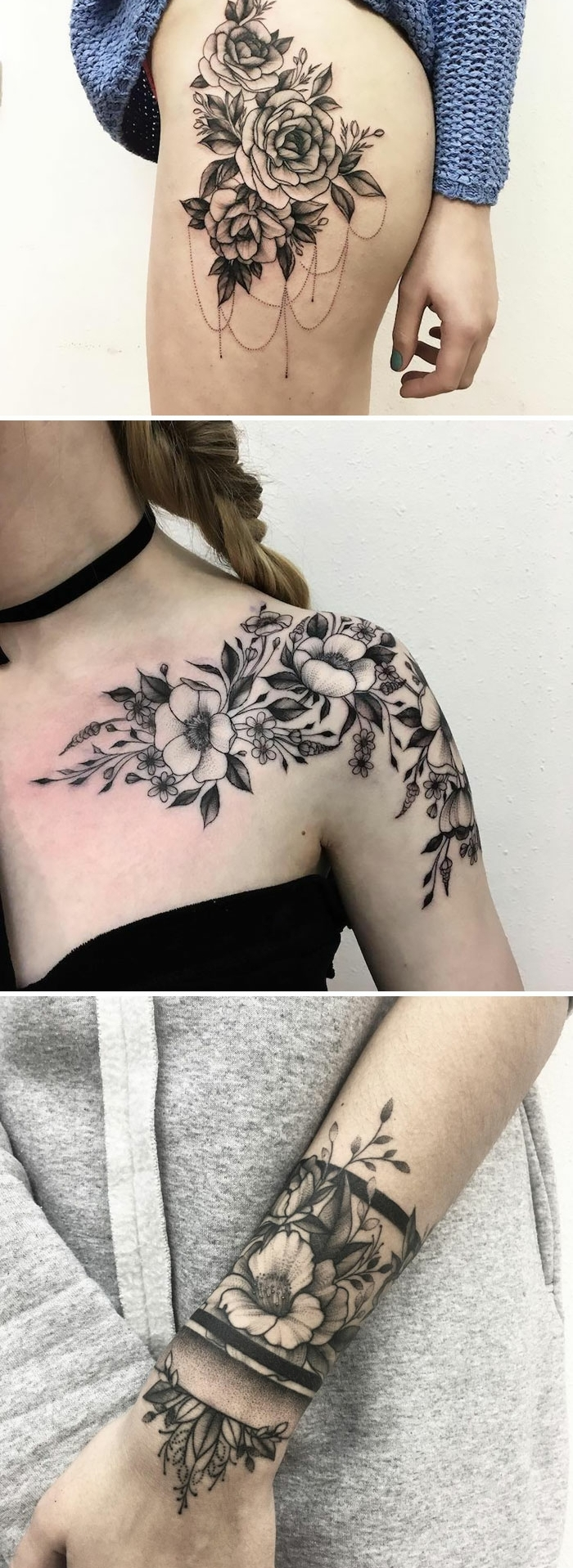 Beau tatouage poignet femme tatouage femm chouette