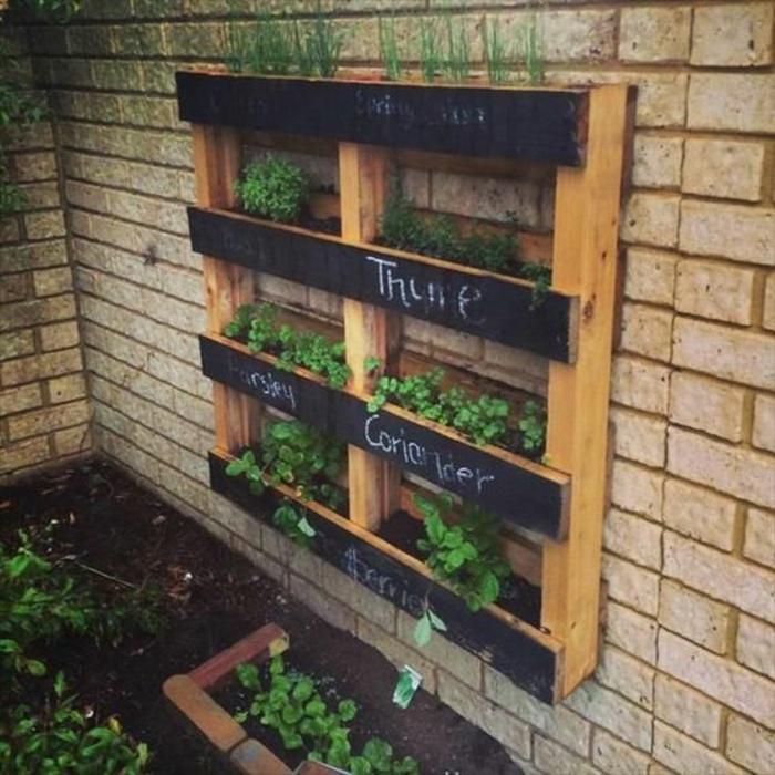 1001 Tutoriels Et Idees Pour Fabriquer Une Jardiniere