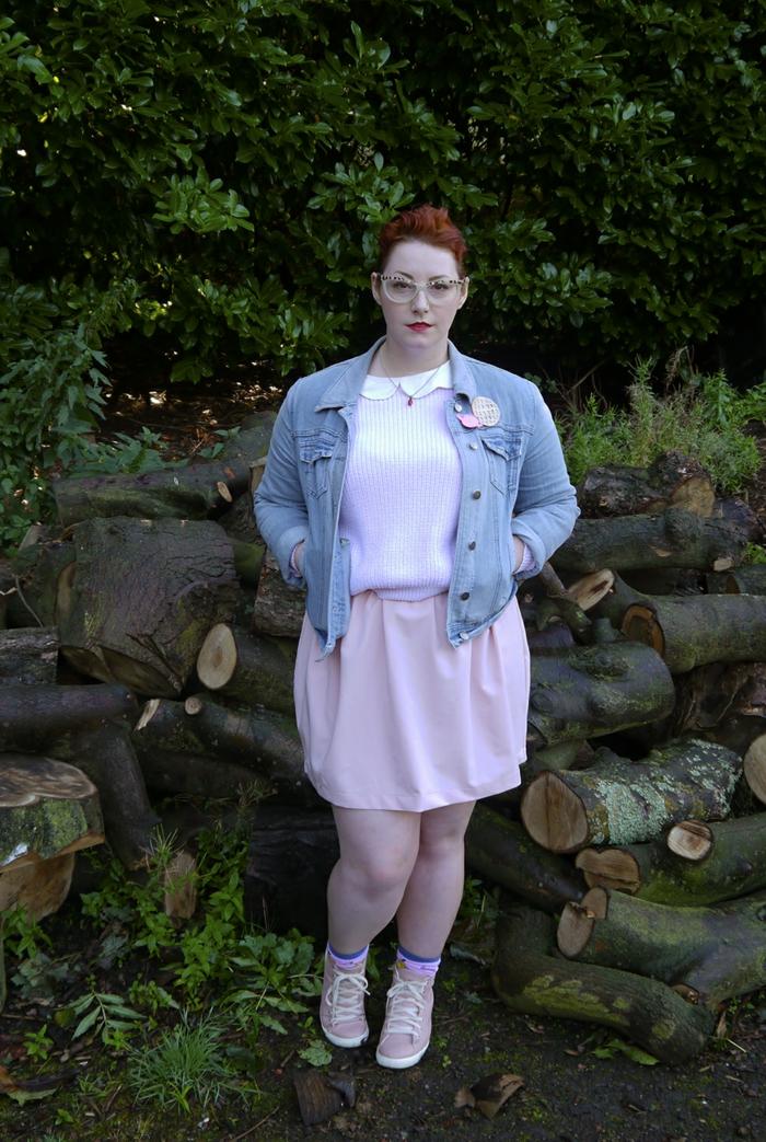 Robe pour le lycée tenue lycee tenue pour l automne Stranger Things Barb