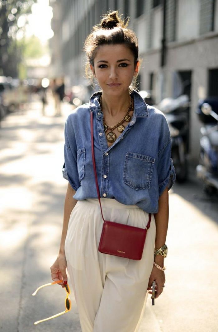 be82139f62a Quelle est la meilleure tenue avec chemise en jean et comment l adopter ...
