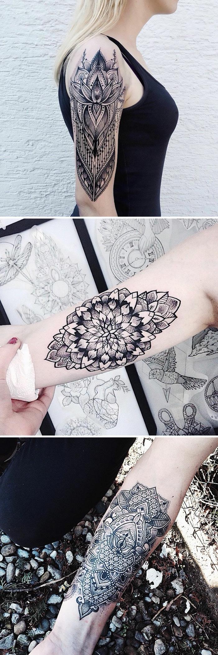 Image tatouage femme tatou pour femme choisir beauté