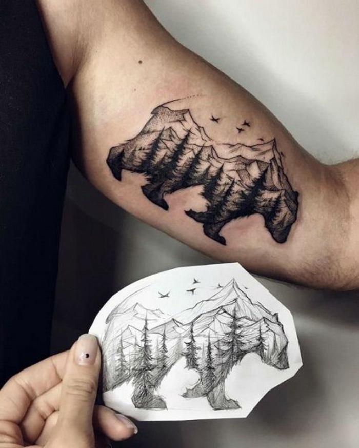 1001 Images Pour Trouver La Meilleure Idee De Tatouage Homme