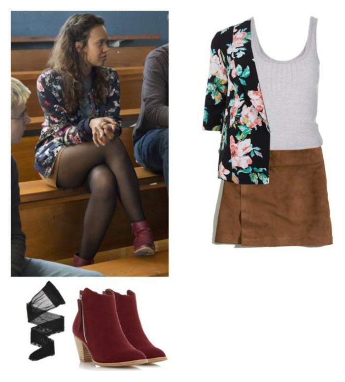 Belle tenue comment bien s habiller tenue lycée