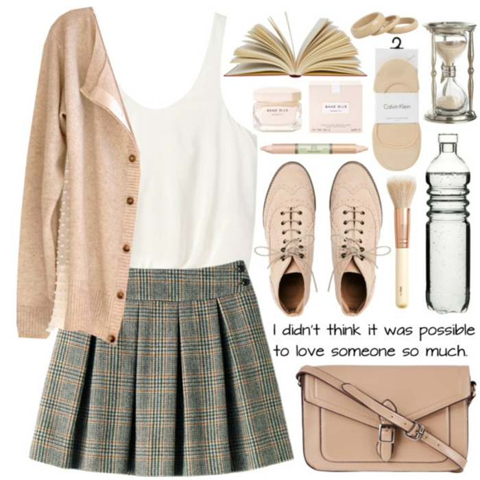 Comment s habiller pour etre a la mode tenue swag jupe ootrd