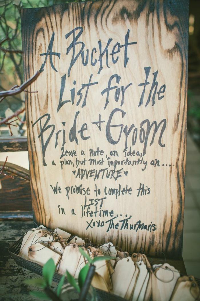Idée livre d or mariage original livre dor mariage cadre livre d or idées des choses à faire avant de mourir