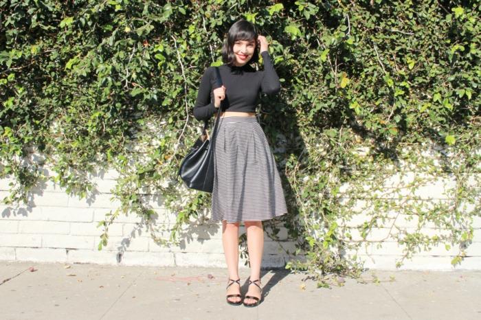 Veste collegienne comment s habiller pour etre a la mode