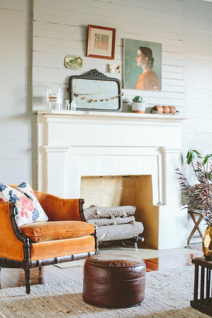 1001 id es pour d corer avec la couleur terre de sienne. Black Bedroom Furniture Sets. Home Design Ideas