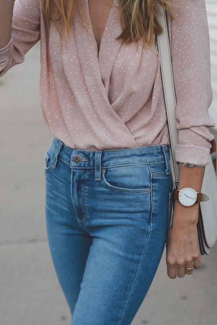 Belle tenue comment bien s habiller tenue lycée jean