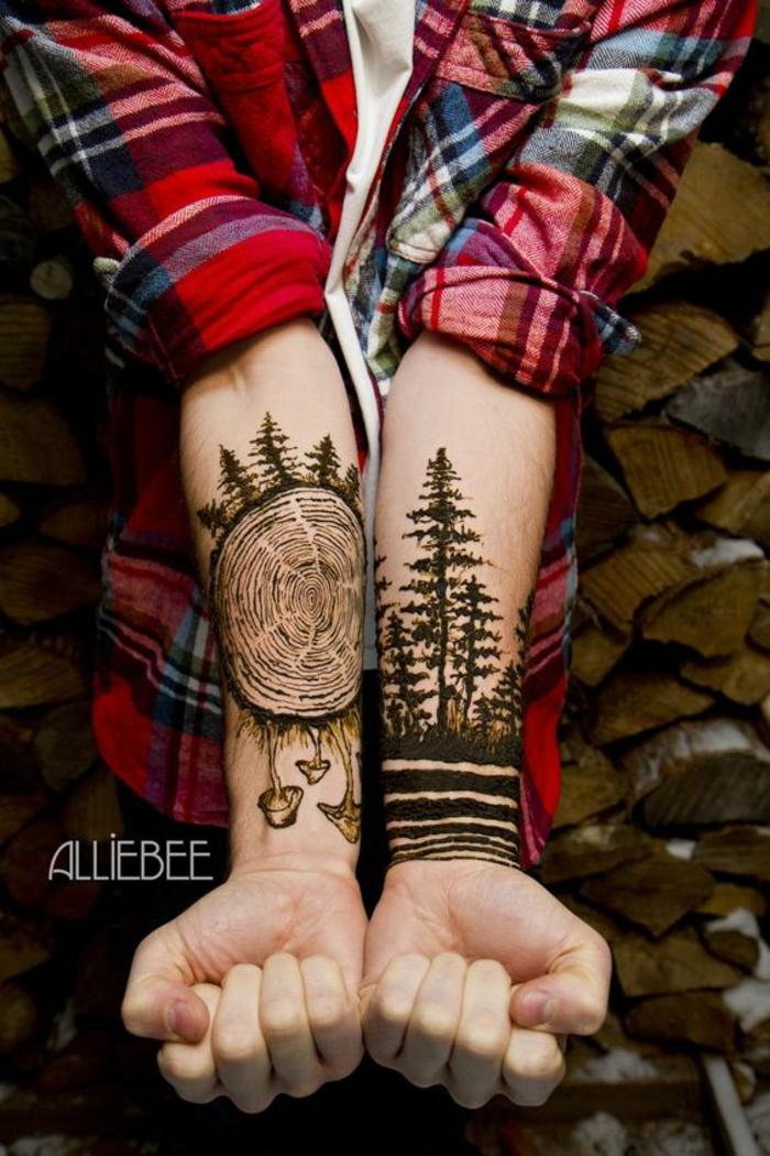 1001 Idees Pour Le Tatouage Old School Qui Vous Va A Merveille