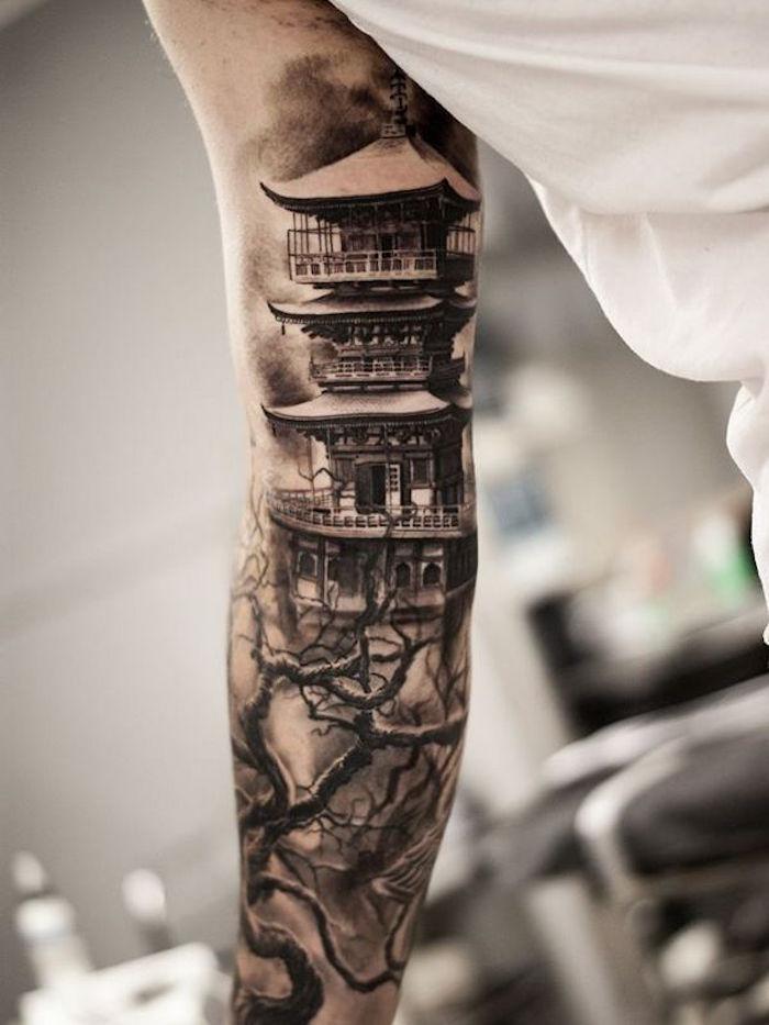 Dessin Tatoo Japonais ▷ 1001+ idées | irezumi ou le tatouage japonais traditionnel