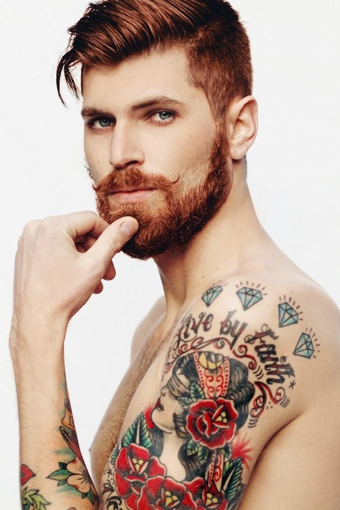 1001 Modeles De Tatouage Homme Uniques Et Inspirants