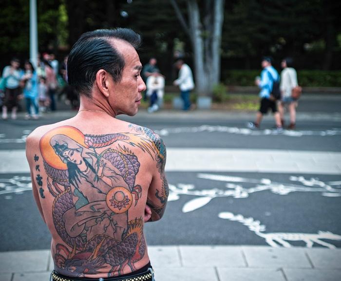 1001 Idees Irezumi Ou Le Tatouage Japonais Traditionnel