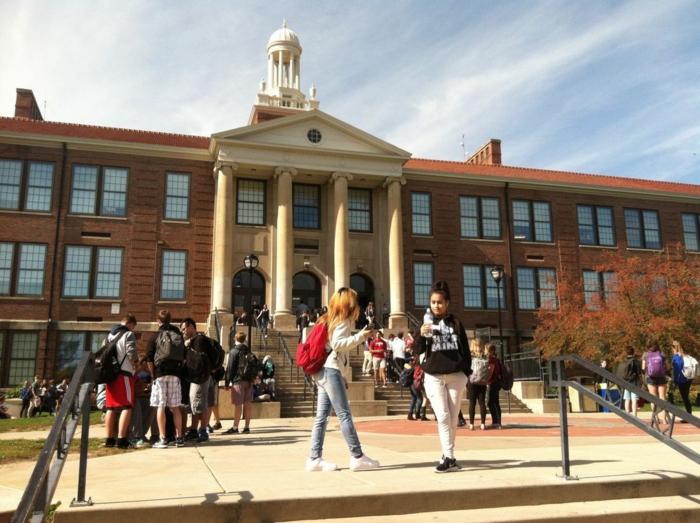 Mode au college comment bien s habiller au collège idee