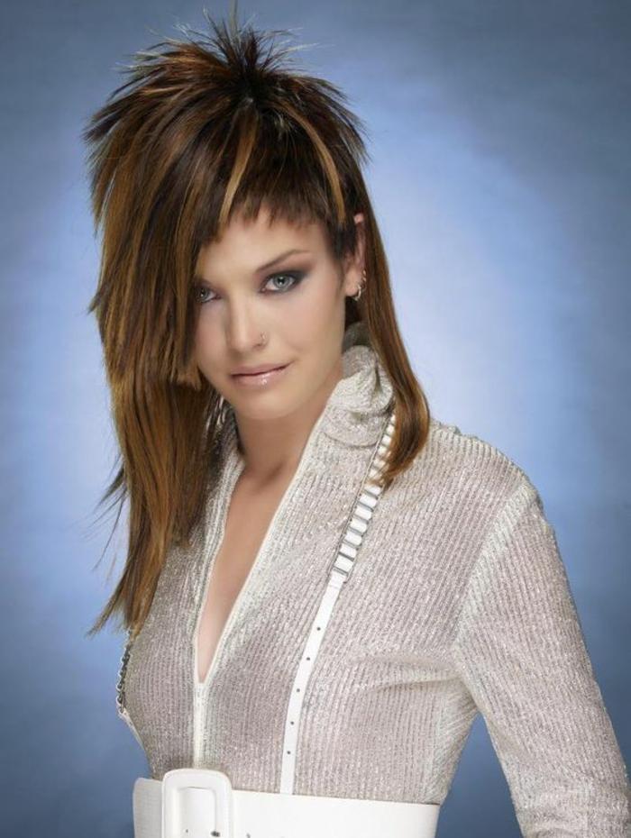 Coupe Cheveux Mi Long Destructure | Coiffures Cheveux Longs