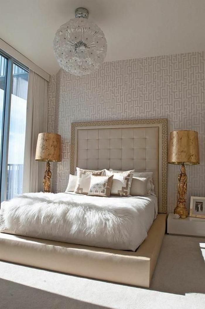 1001 id es pour une chambre design comment la rendre for Deco chambre adulte design