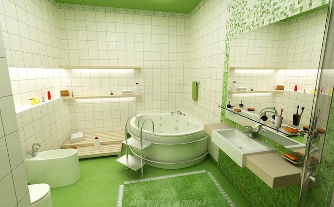 mini bain jaccuzi d angle ou baignoire mini dimensions