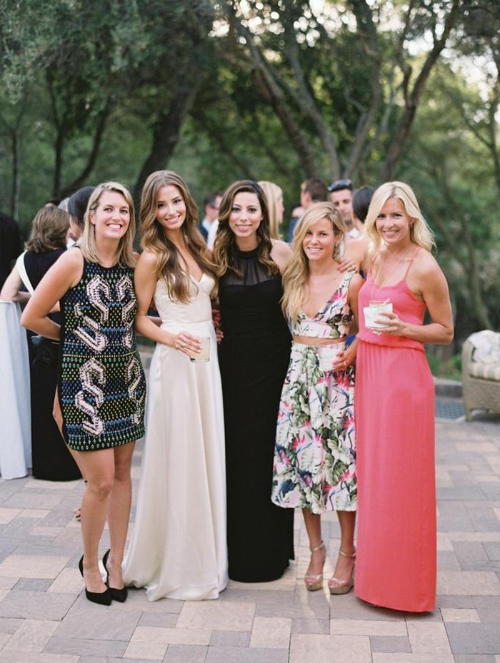 Délicate robe invitée mariage robe invité mariage comment s habiller les amies de la mariée