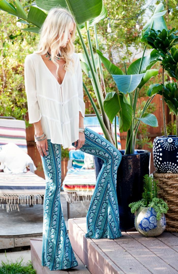 1001 id es pour la tenue hippie chic qui aider se sentir libre. Black Bedroom Furniture Sets. Home Design Ideas