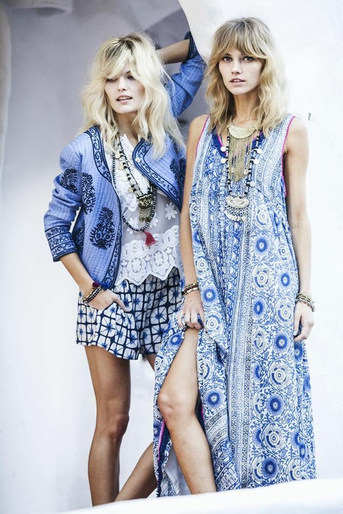 Hippie style definition hippie en france vetement style hippie robe longue aigue marine veste hippie bleu clair