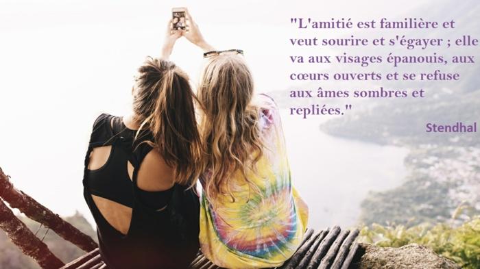 Citation Nietzsche Amitié : ▷ images avec citation amitié les plus belles citations