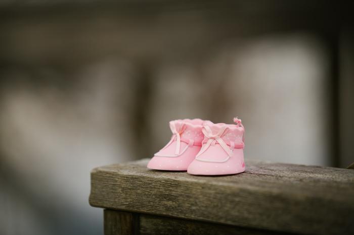C est une fille photo annoncer que c est une fille originale annonce bébé chaussures roses